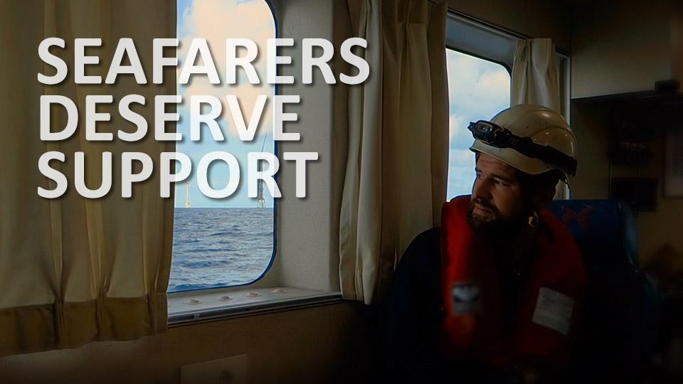 Seafarers Deserve Support